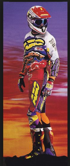 7a0264e7172 Motocross Kit, Vintage Motocross, Dirt Bikes, Old School, 90s Fashion,  Motorcycles