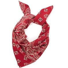 Western Film Paisley Bandana Scarf BERRY ($11) ❤ liked on Polyvore featuring accessories, scarves, purple, cowboy scarves, cowgirl bandana, western shawl, purple handkerchief and paisley bandana