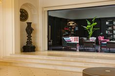 Savoia Excelsior Palace is one of the best luxury hotel in Trieste, Italy, with stunning views on the Gulf near Piazza Unità d'Italia. Trieste, Hotel, Palace, Italy, Mirror, Luxury, Furniture, Home Decor, Italia