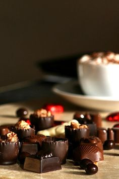 :) Zo lekker bij de koffie...