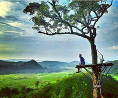 Bukit Bendera, Bayang, Pesisir Selatan, Sumatera Barat