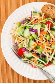 #Recipe: Asian Broccoli Slaw #Salad
