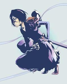 Rukia Kuchiki (朽木 ルキア, Kuchiki Rukia) is the lieutenant of the 13th Division under Captain Jūshirō Ukitake. Rukia is the adoptive sister of Byakuya Kuchiki and a friend of Ichigo Kurosaki.