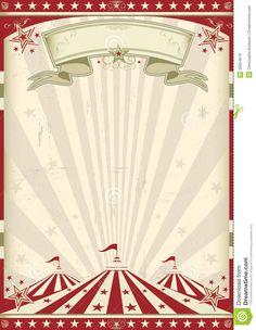 More Information Vintage Circus