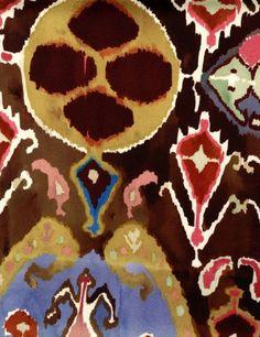 luli sanchez patterns - ikat