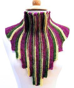 Ravelry: Shiprock Cowl pattern by MaggieBelize