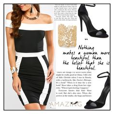 """Dress"" by mahira-muminovic ❤ liked on Polyvore featuring Alexander Wang and Sole Society"