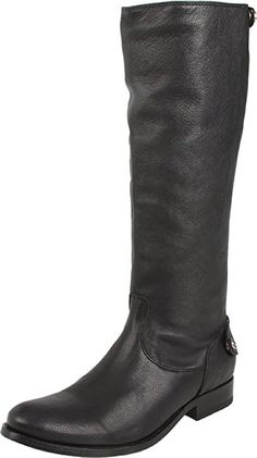 Yuu Memory Foam Cameron Womens Brown Leather Knee High Riding Boots Sz 10 Wide Clothing, Shoes & Accessories