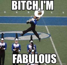 Me if I ever play band