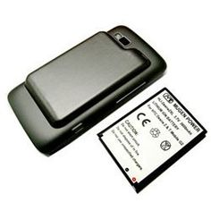 Mugen Power Extended Battery 3600mAh for TMobile G2  HTC Desire Z >>> Details can be found by clicking on the image.