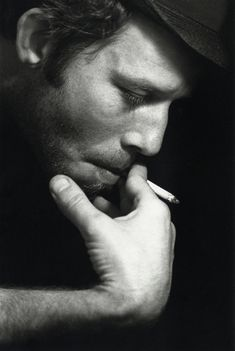 Beautiful photo of Tom Waits