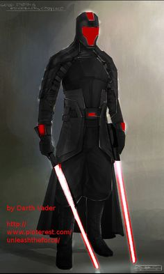 "An old edit of the Jedi Ascension Armor. I did this about a year ago maybe back when I had dubbed myself ""darth vader"""