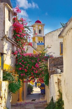 Kalyves Village, Crete, Greece
