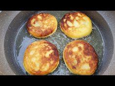 Easy Beef Stuffed Potato Pancakes | Ləziz Ətli Kartof Pankeki | Potato Recipes - YouTube Pancakes Easy, Potato Pancakes, Camping Recipes, Camping Meals, Easy Potato Recipes, Beef Recipes, Oven Top, Strawberry Kitchen, Beef And Potatoes