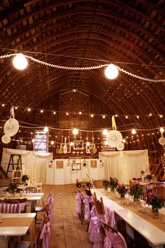 Love All The Diffe Chairs Rustic Barn Wedding In Utah Embellishthemoment