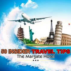 50 insider travel tips & tricks: what we've learned about travelling Margate Hotel, London City, The Funny, Statue Of Liberty, Travelling, Travel Tips, Around The Worlds, Things To Come, Entertaining