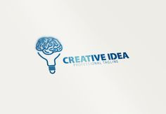 Creative Idea Logo by CreativeDezing on @creativework247