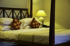 the beautifully designed rooms at the River House, Balapitiya offers nothing but great comfort
