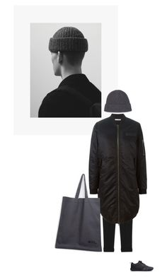 """/"" by darkwood ❤ liked on Polyvore featuring T By Alexander Wang, Comme des Garçons, NIKE and 6397"