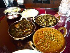 Rachael's Dinner Table: Gandhi Mahal