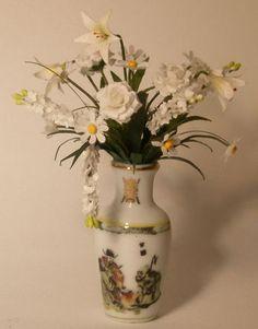 Flower Arrangement #16 by Christine Dell'Anna