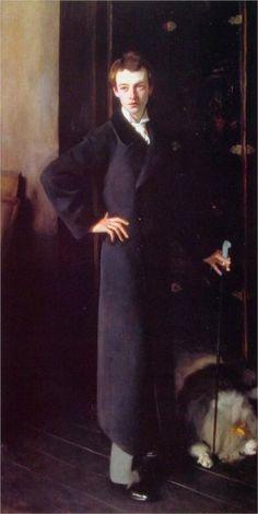 W. Graham Robertson, 1894  John Singer Sargent
