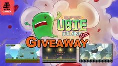Do you love Super Mario? Platformers? Cute games? But don't get fooled. This game is really hard and you will repeat the levels often. But that is great with platformers, right? So come and enter the giveaway and win the key for Super Ubie Island REMIX!
