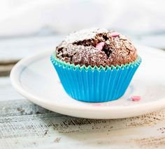 Nopeat suklaamuffinit, resepti – Ruoka.fi Tasty Chocolate Cake, Chocolate Muffins, Chili, Pie, Cupcakes, Breakfast, Desserts, Food, Pinkie Pie
