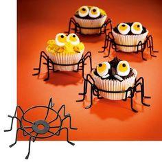 Cupcake Carrier Target Individual Metal Spider Cupcake Stand Set Of 4 Target 2011