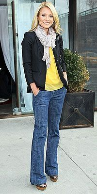 Cabi outfit style: bossy blazer, Farrah jeans...add any top and scarf...effortless style!!