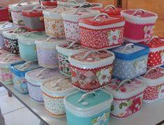 Como decorar potes de sorvete - iDicas