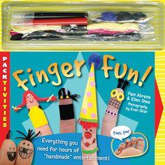 Downtown Bookworks Publishing | Finger Fun