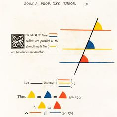 Mondrian Meets Euclid: An Eccentric Victorian Mathematician's Masterwork of Art and Science | Brain Pickings
