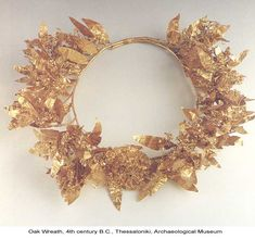 Diadems and Tiaras, The word diadem characterizes the crowns of royal families which were basically weaved head bands. Alexander the Great received one after he won Darius the 4th and became a king. The diadems received the form given to them today a bit later and they are mainly golden and often found in tombs.