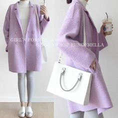 Gmarket - Coat/Long Jacket/Long Coat