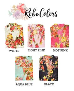 Bachelorette Party Robes http://rstyle.me/n/bue54an2bn