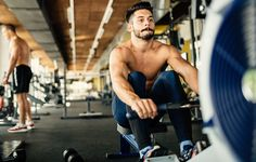 Combine rowing intervals with strength training to transform your body