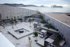 Therapy Garden, Champilaud Centre for the Unknown, Charles Correa