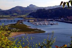 Rio del Sella, Ribadesella, Asturias