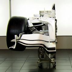 The Sauber Formula 1 team has chopped one of their race cars in half over the last 2 years in order to explain the design and technology behind these high performance machines.
