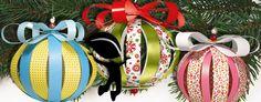 Wollten Sie schon immer eine Weihnachtskugel selber aus basteln? Dann sind Sie hier genau richtig. http://www.printissima.ch/zwei-einfache-wege-wie-man-eine-weihnachtskugel-bastelt/