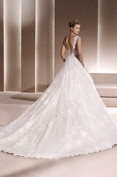 Brautkleider von La Sposa - Model Raella