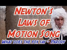 Newton's Laws of Motion for kids -Grade 4th,5th,6th Quiz - YouTube