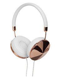 i've never wanted legit headphones so badly. #rosegold