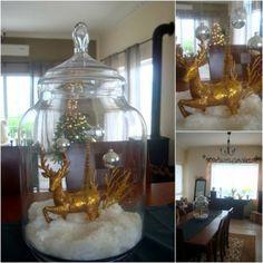 Χριστουγεννιάτικες γυάλες- Christmas jars