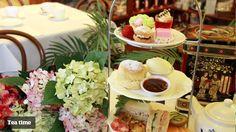 High teas Queenies Nundah