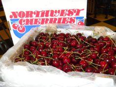 Cherries, cherries everywhere!