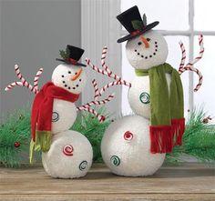 Christmas Decorations . Adornos de navidad