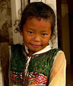 Nepalese girl by David Ruiz Luna on 500px