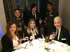 Celebrity Sosltice, grand epernay, cruzeiro, navio, cruiseship, food